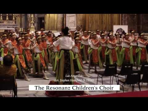 The Resonanz Children's Choir - Friendship Concert - Roma 2017