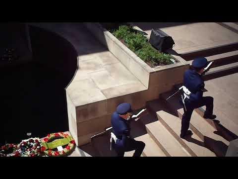 Armistice Centenary Last Post Ceremony @ Australian War Memorial Canberra, 2018.