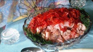 Постная закуска из рыбы. Рецепты рыбных блюд в пост