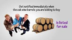Wine Barrels For Sale | New & Used Oak Barrels | WineryAds