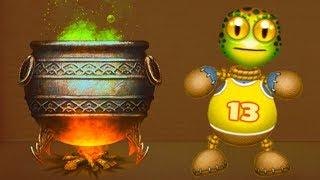 - Превращение АНТИСТРЕССА в лягушку Эксперимент в мобильной веселой игре 33 крутилкины