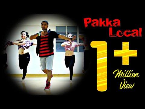 Pakka Local | Janatha Garage | Jr NTR, Kajal Aggarwal, Samantha, DSP | by Master Santosh @ Vietnam