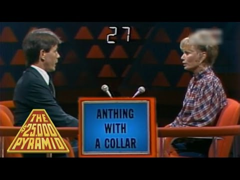 $25,000 Pyramid  Anthing Can Happen Apr. 22, 1983