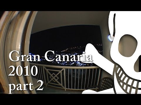 Death Skateboards - Gran Canaria 2010 - Part 2 of 2 - Adam Moss, Cates, Moggins, Steak, Nicolson