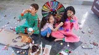 KIDS STAY HOME ALONE FOR 24 HOURS   Familia Diamond