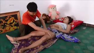 Download Video Mijat mala tangan nya masuk terus kedalam MP3 3GP MP4