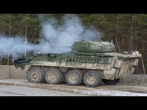 General Dynamics VP on US tank manufacturing