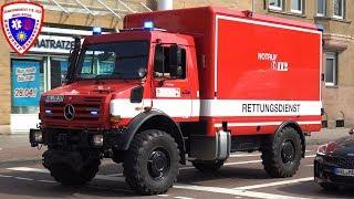🚨 4-Tragen-KTW des Rettungsdienst Halle + RTW ASB Halle (Saale)
