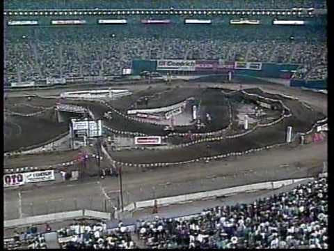1993 SX Montreal. Stade Olympique. Part 1