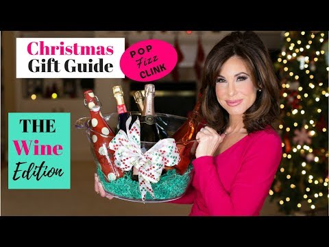 WINE GIFT GUIDE | Favorites For  GIFTING + SERVING
