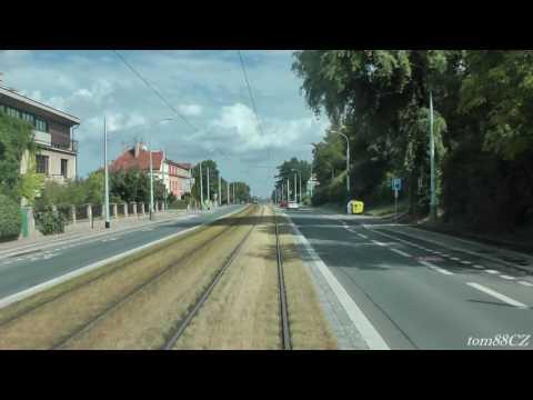 Linka 1 Sídliště Petřiny - Spojovací