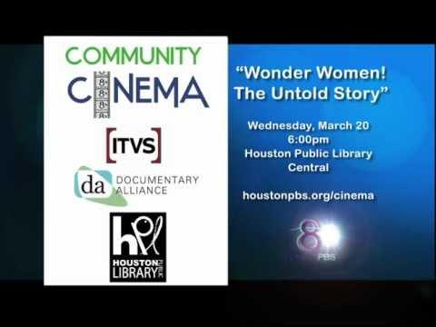 Comm Cinema: Wonder Women: The Untold Story