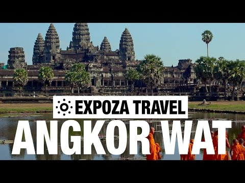 Angkor Wat Vacation Travel Video Guide