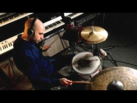 Nord Drum 3 - Live performance by Ikiz