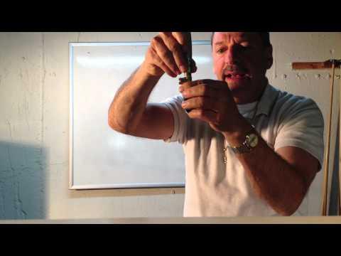 refrigerator waterline hookup
