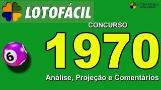ProjeÇÃo Para O Concurso 1970 Da LotofÁcil