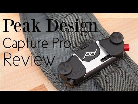 Peak Design Capture Pro Review