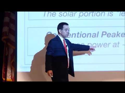 Tony Seba: Solar as the Dominant Power Source by 2020