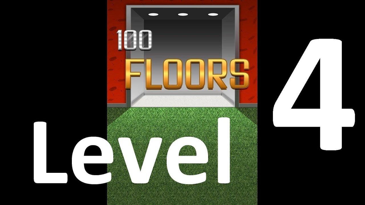 100 Floors Level 4 Annex Floor 4 Solution Walkthrough