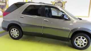 2002 Buick Rendezvous CX - CARFAX 1-OWNER