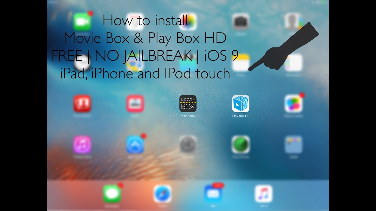 how to get imovie for free on ipad without jailbreak