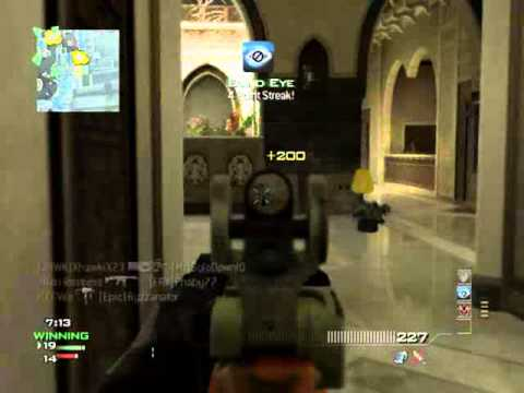 XNeo Restless - MW3 Game Clip
