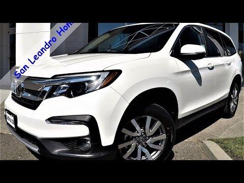 2020 Honda Pilot EX-L 2WD Sale Price Lease Bay Area Oakland Alameda Hayward Fremont San Leandro CA 4