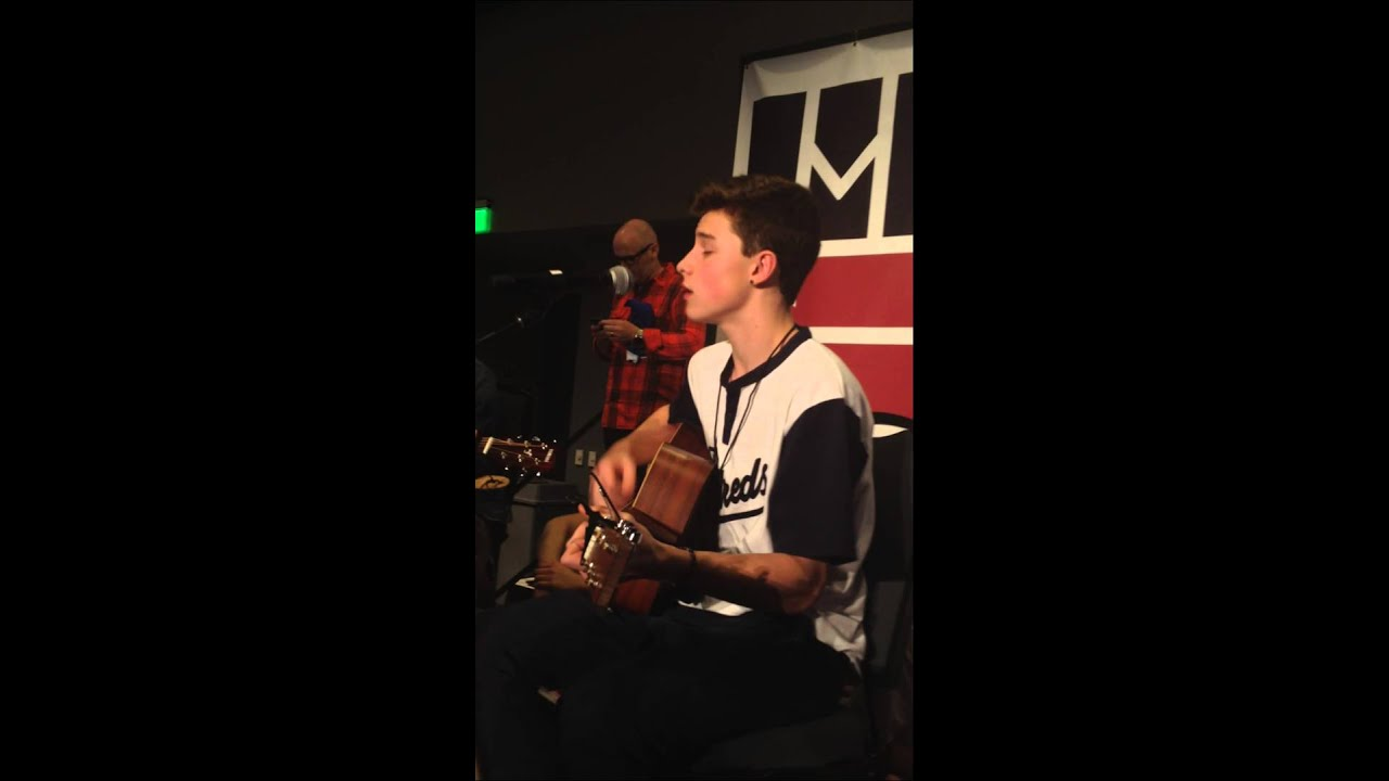 Shawn Mendes And Willie Jones CruiseWagon Wheel Mashup
