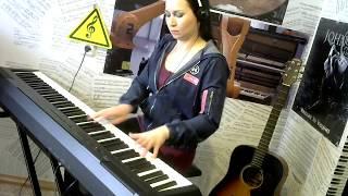ЛЮБЭ Сирота казанская PIANO COVER