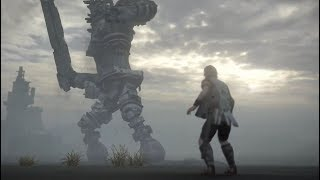 Shadow of the Colossus PS4 Trailer (Remake/Remastered)