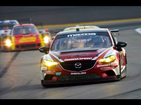 Continental Tire Sports Car Festival —  2014 Mazda6 I Mazda USA