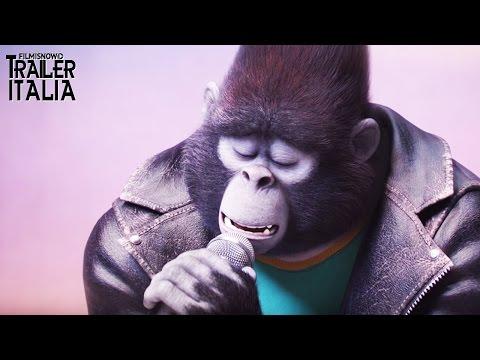 SING - Nuovo trailer italiano della commedia musicale d'animazione [HD]