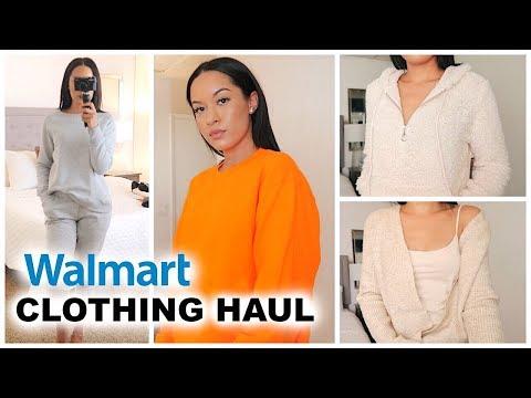 WALMART CLOTHING HAUL!   Marie Jay