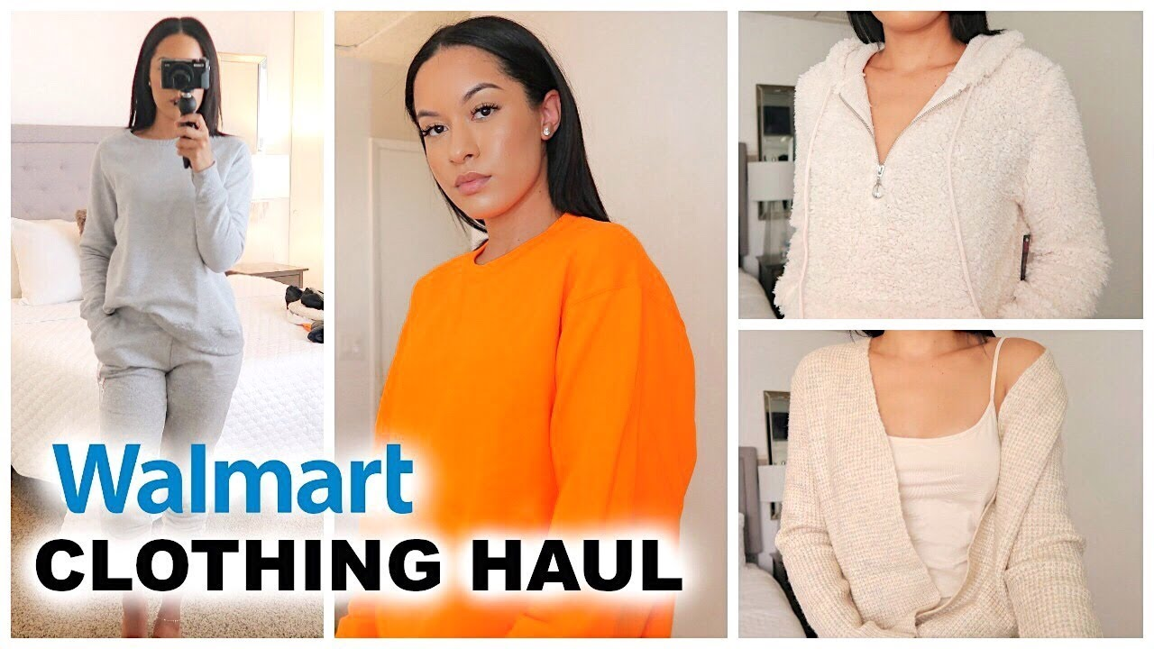 4995a6c3b9fe WALMART CLOTHING HAUL!