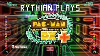 Rythian Plays PAC-MAN Championship Edition DX+ - Cherry Bomb Overload