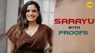 Sarayu with proofs | Big Boss | 7 Arts | Sarayu