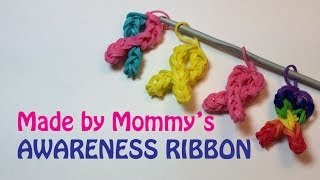 Make Your Own Awareness Ribbon Charm Without the Rainbow Loom Mp3