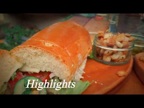 Subway Tuna Sandwich And Croissant Recipe