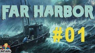 Fallout 4 Far Harbor DLC - Gameplay ITA - Walkthrough 01 - Lontano da casa