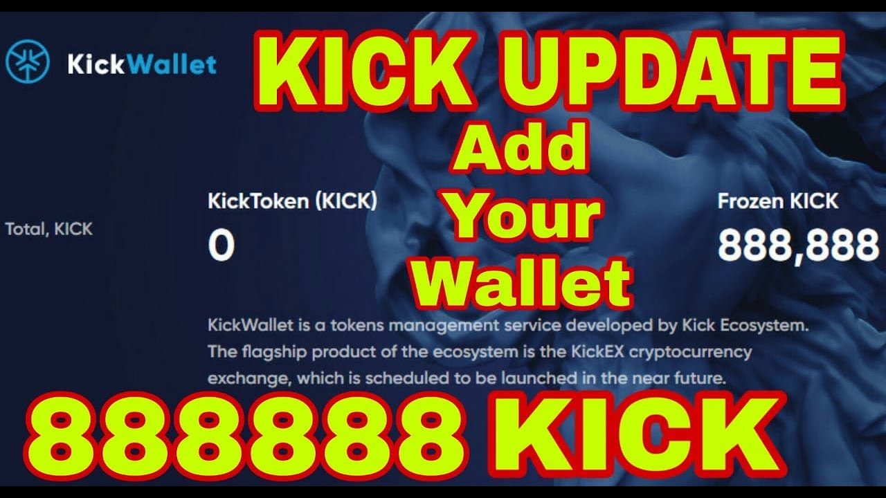 888888 Kick Tokens How To Transfer Kick Tokens In Kickex Exchange Join And Get 50000 Kick Tokens Youtube
