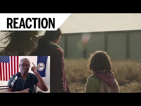 Watch A Black Conservative React to The 84 Lumber Super Bowl Commercial; Illegal Immigration