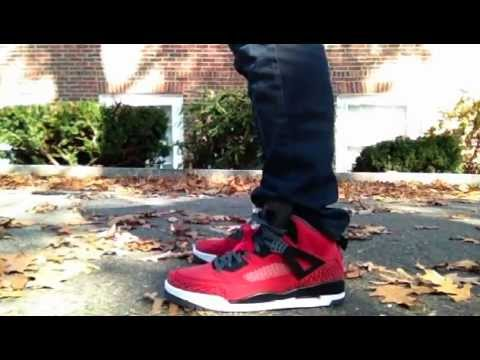 Gym Red Spizike On Feet Review \