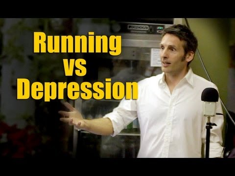 Can Running Cure Depression