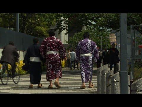 Une maire japonaise dénonce la tradition sexiste du sumo