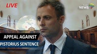 State appeals Oscar Pistorius's sentence