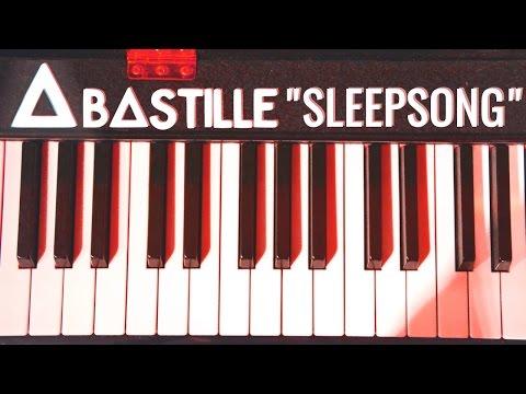 Sleepsong - BASTILLE (Piano Cover)