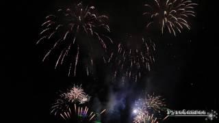 SEE IN FLAMMEN FEUERWERK 2014 - SÜSSER SEE SEEBURG