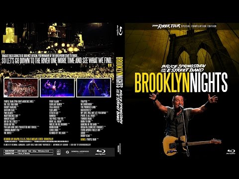 Bruce Springsteen - Brooklyn nights (River tour 2016) blu-ray preview