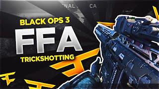 FFA FRIDAY - BLACK OPS 3 TRICKSHOTTING!