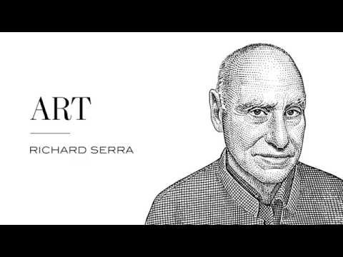 Richard Serra, 2015 Art Innovator